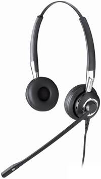 Гарнитура Jabra BIZ 2400 Duo 82 E-STD