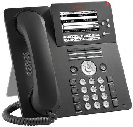IP PHONE 9650 GRY 9650D01A