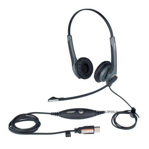 Гарнитура Jabra BIZ 2400 Duo 02 E-STD